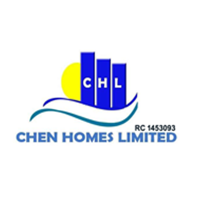 chen homes project logo