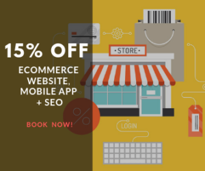 ecommerce website mobile app seo